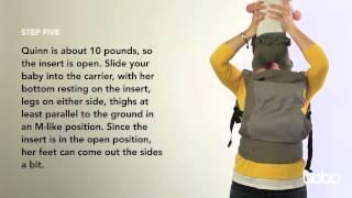 comment porter son boba 4g carrier avec une nouveau n