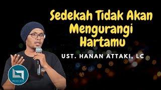Gambar cover Ustadz Hanan Attaki Terbaru 2018 Tidak Berkurang Harta Karena Sedekah