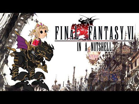 Final Fantasy VI In a Nutshell! (Animated Parody)