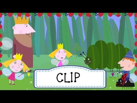 Ben y Holly - Bety oruga (Clip 3)