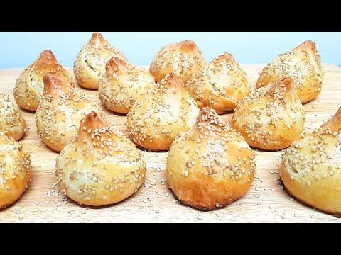 1 Vaso de Yogur y Hornee en 15 minutos | Sin esperas | Sin amasar | Sin levadura de panadería #94