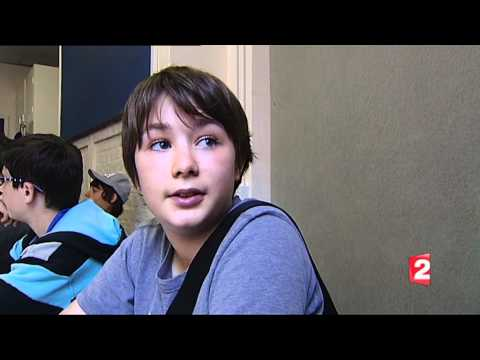 Séjour linguistique Anglais+Sport en Angleterre_ Reportage France 2
