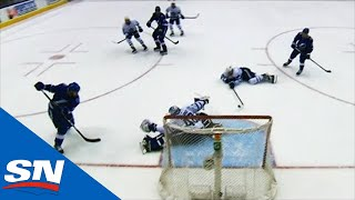 fans-boo-maple-leafs-after-brutal-line-change-leads-to-short-handed-goal