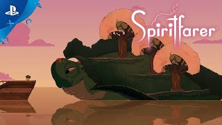 Spiritfarer - Second Gameplay Teaser | PS4