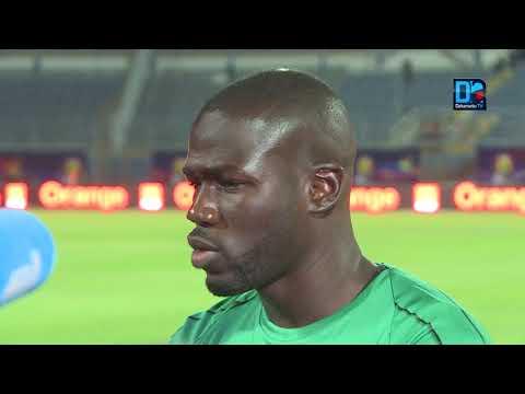 Kalidou Koulibaly : «Nous ne sous-estimons pas l'équipe de la Tanzanie, qui est dangereuse»