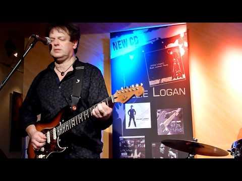 """Willie Logan: """"still my guitar gently weeps"""" /  Eppstein/Taunus, Germany 2011"""
