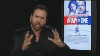 Nicolas Cage - Interview for