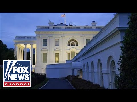 Possible energy attack being investigated near White House