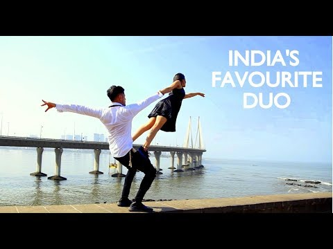 INDIA'S FAVOURITE DANCE DUO | TARUN SHIVANI
