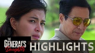 Tiyago reminds Rhian of the trust he's giving her | The General's Daughter