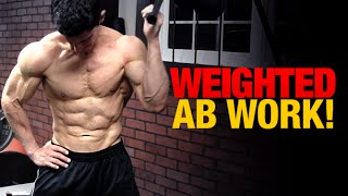 AB EXERCISES (Should You Use Weight?)