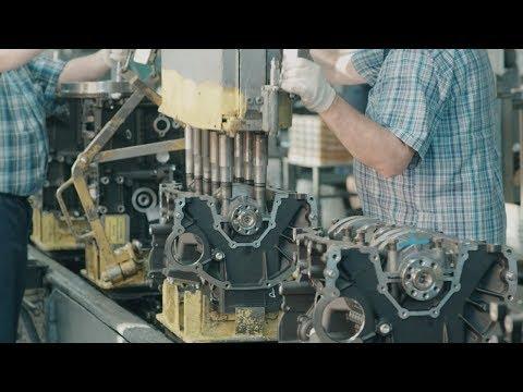 Как рождаются двигатели
