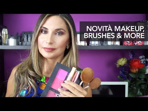 Novità MAKEUP, BRUSHES & MORE: Mulac, Catrice, Naipo, Docolor, Kat Von D || LadyGlow