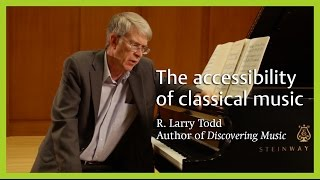 The accessibility of classical music