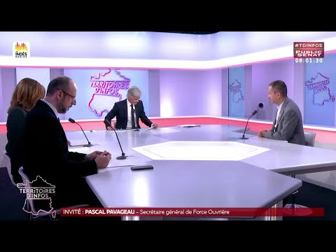 Invité : P. Pavageau - Territoires d'infos (22/05/2018)