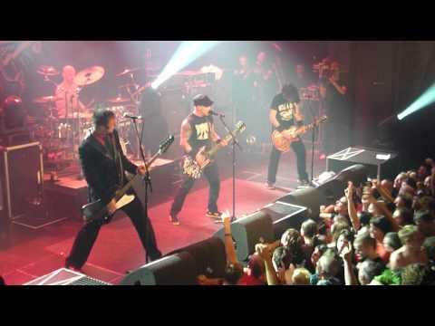 De Heideroosjes Damclub Hooligan - Live Melkweg Amsterdam 2012