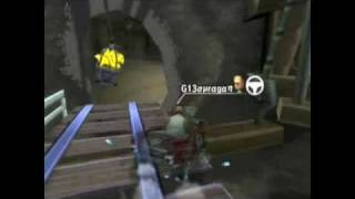 """[MKWII] wario's gold mine with kart -1'57""""181- by G13ouragan"""