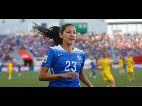 248ec96f187 Best Of christen Press - Best Women soccer in USWNT - 2017 - YouTube