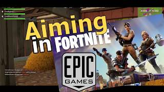 Fortnite Beginner's Aim Tutorial - Tips and tricks to help new players aim better in Battle Royale