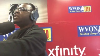 Watch The WVON Morning Show Live...Oprah for President?