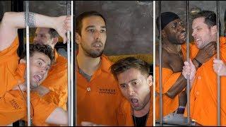 EN PRISON ... QUAND T'ES CON - NINO ARIAL (FEAT MORGAN VS, FRANJO ET JEAN-CLAUDE MUAKA)