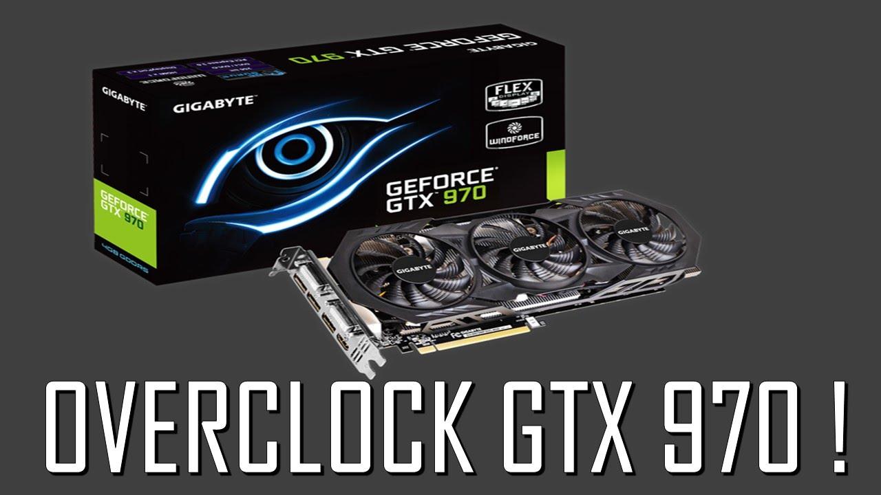 Gigabyte Geforce GTX 970 G1 Gaming OverClock