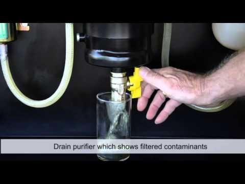 MLS Fuel Purifier demonstration for Main Spanish Dealer - Northshore-Marine, Mallorca, Spain