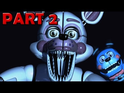 PLOT TWIST! | Five Nights at Freddy's Sister Location Part 2