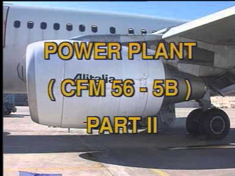 CFM 56 5B Description 2