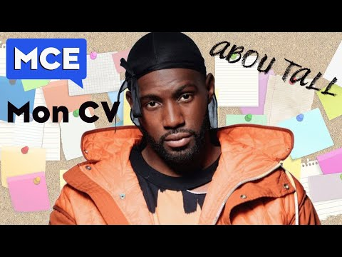 Youtube: Abou Tall : il dresse son CV et nous présente son album Ghetto Chic !