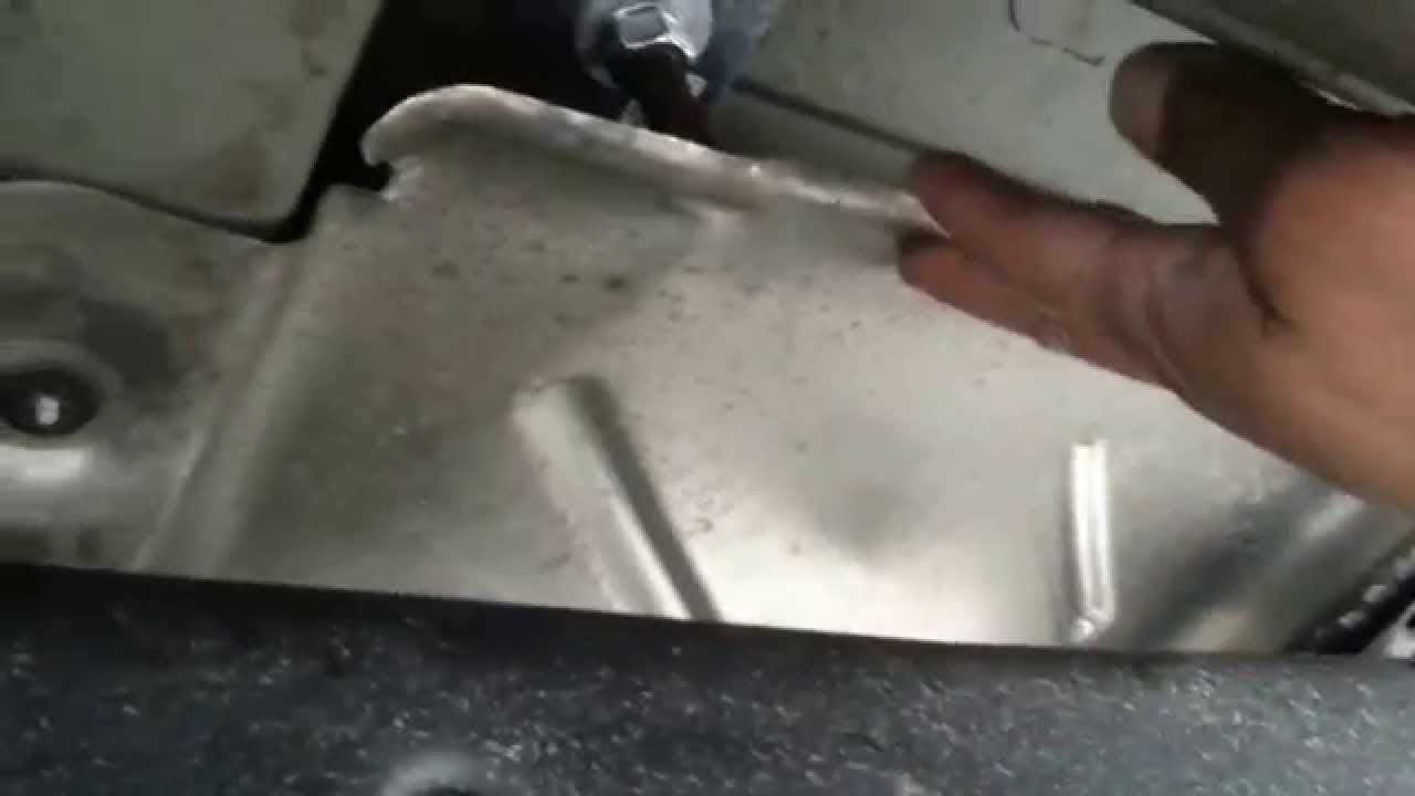 Installing A 2nd Row Bench Seat In 2014 Chevy Express 1500 Cargo Van