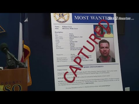 Most wanted fugitive captured