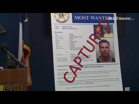 Most Wanted Fugitive Captured