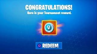 *NEW* FREE VBUCKS UPDATE in Fortnite Battle Royale! (V-Buck Fortnite Tournaments)