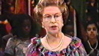 The Queen's Christmas Message 1989