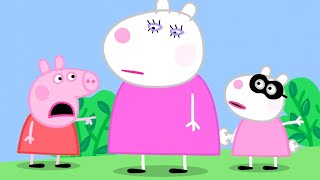 Peppa Pig Official Channel | Peppa Pig and Suzy Sheep's Secret Club