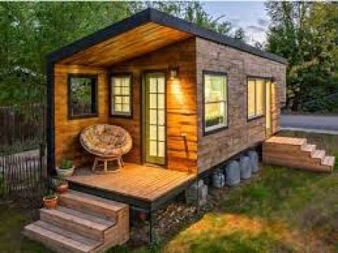 Desain Rumah Bambu Moderen YouTube
