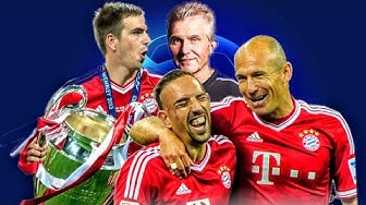 FC Bayern - Die Champions League Story | 2010 - 2013 (Epic Video)