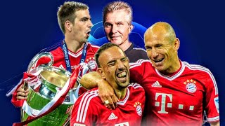 FC Bayern  Die Champions League Story  2010  2013 (Epic Video)