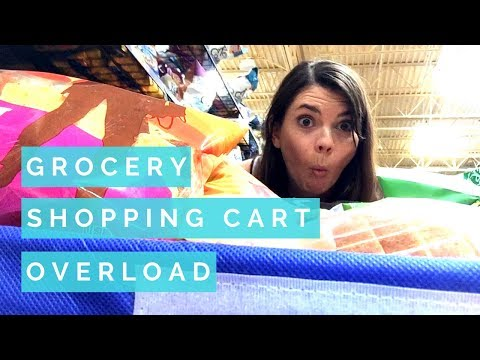 BIG GROCERY HAUL | STAY AT HOME MOM | SHOP WITH ME