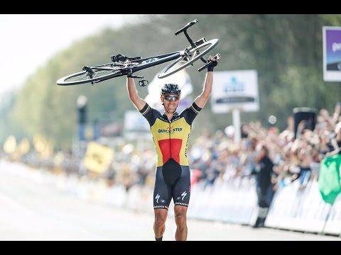 Philippe Gilbert - Ronde Van Vlaanderen 2017 [ HD ]