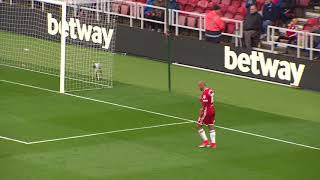 HIGHLIGHTS: MIDDLESBROUGH 0-1 CARDIFF CITY