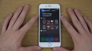 iPhone 6 iOS 8 Vidgets Widget Review