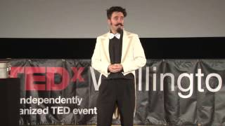How I Gain The Trust Of Strangers | Michael Armstrong | TEDxWellington