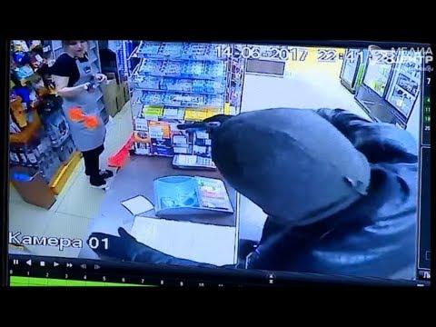 Вооружённый налёт на магазин в Череповце
