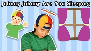 Johnny Johnny Are You Sleeping? + More | Mother Goose Club Playhouse Songs & Rhymes