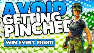 Avoid Getting Pinched! | Win More Fights Tips & Tricks | Fortnite Battle Royale