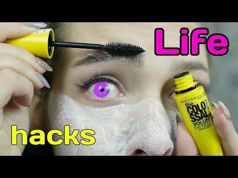 Проверка ЛайфХаков для девушек / BEAUTY LIFE HACKS / Tanya StreLove