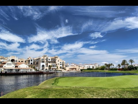 La Torre Golf Resort Murcia, Spain Abandoned Intercontinental Hotel