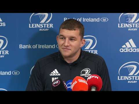 """""""These are great weeks - we have a really tight-knit group"""" - Ross Molony 